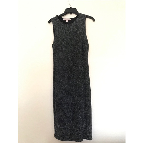 Philosophy Dresses & Skirts - Black/silver elegant dress
